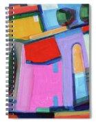 Primorski Pejsaz  15 Spiral Notebook