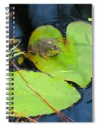 Prince Charming Spiral Notebook