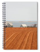 Prince Edward Island Fields 5668 Spiral Notebook