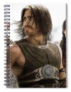 Prince Of Persia The Sands Of Time Spiral Notebook
