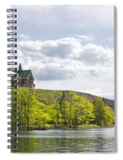 Prince Of Wales Hotel Spiral Notebook