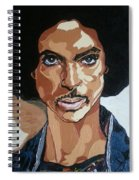 Prince Rogers Nelson Spiral Notebook