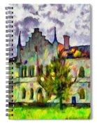 Princely Palace Spiral Notebook