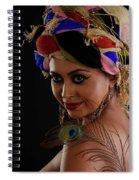 Princess Spiral Notebook