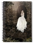 Princess In The Tower Spiral Notebook