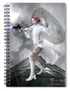 Princess Leia Spiral Notebook