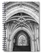 Princeton University Arched Walkway Spiral Notebook