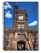 Princeton University East Pyne Hall  Spiral Notebook