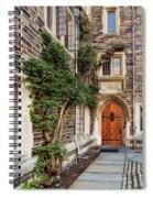 Princeton University Foulke Hall II Spiral Notebook