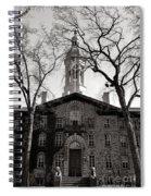 Princeton University Nassau Hall  Spiral Notebook