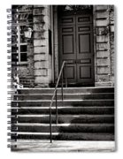 Princeton University Nassau Hall Tigers Spiral Notebook