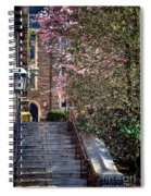 Princeton University Old Stairway Spiral Notebook