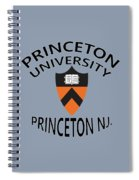 Princeton University Princeton Nj. Spiral Notebook