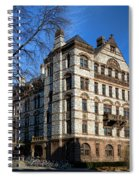Princeton University Witherspoon Hall  Spiral Notebook