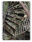 Prison Spiral Staircase Spiral Notebook