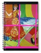 Prisoner Music Spiral Notebook