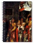 Prisonnniers 1506 Spiral Notebook