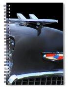 Pristine Spiral Notebook