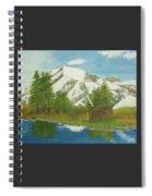 Private Cabin Spiral Notebook