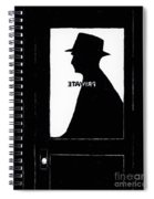 Private Eye  Spiral Notebook