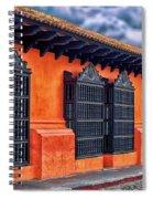 Private House Antigua Guatemala - Guatemala Spiral Notebook