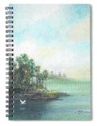 Private Island Spiral Notebook