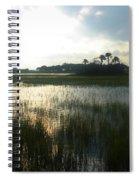 Private Palm Island Spiral Notebook