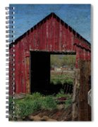 Private Property No Trespassing Spiral Notebook