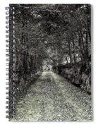 Private Road B Spiral Notebook