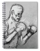 Prizefighter Spiral Notebook