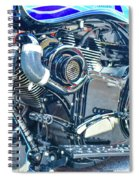 Pro Charged Spiral Notebook