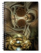 Probing Deception Spiral Notebook