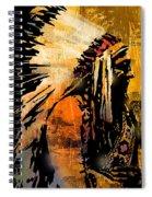 Profile Of Pride Spiral Notebook