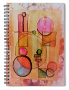 Project Spiral Notebook