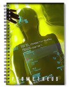 Prometheus Spiral Notebook