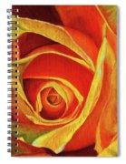 Promise Of A New Beginning Spiral Notebook