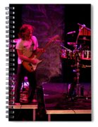 Promise Of The Real Rock Spiral Notebook