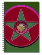 Promised Landscape Spiral Notebook