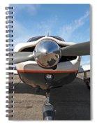 Piper Pa-32-300 Cherokee Six Prop  Spiral Notebook