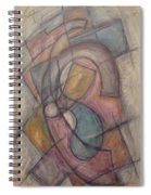Propeller  Spiral Notebook