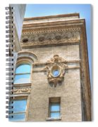 Propes Hall Spiral Notebook