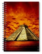 Prophecy Spiral Notebook
