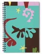 Prosperity - Celebrate Life 1 Spiral Notebook