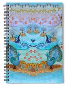 Prosperity And Blessing Spiral Notebook