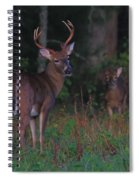 Protective Father Spiral Notebook