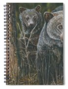 Protective Mother Spiral Notebook