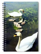 Protective Parents Spiral Notebook
