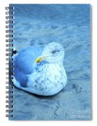 Proud Bird Spiral Notebook