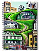 Proud Heritage Spiral Notebook