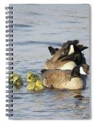 Proud Parents Spiral Notebook